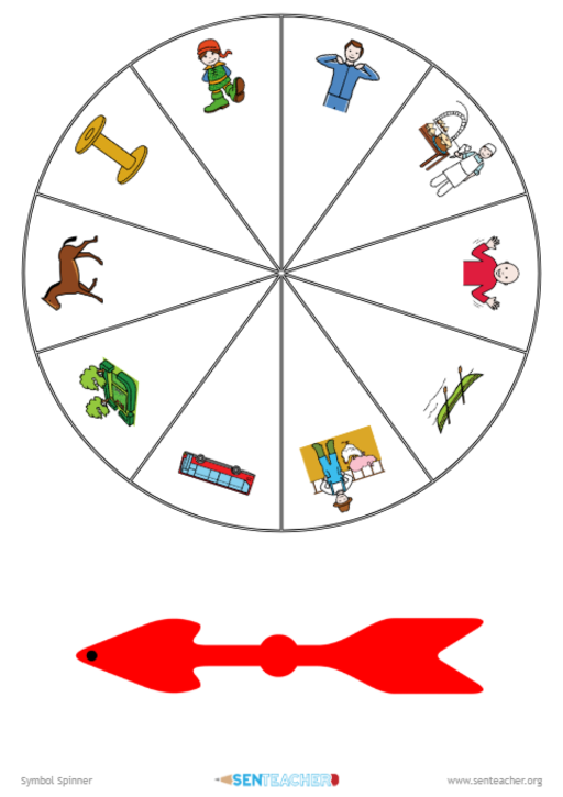 Place holder for Symbol Spinners