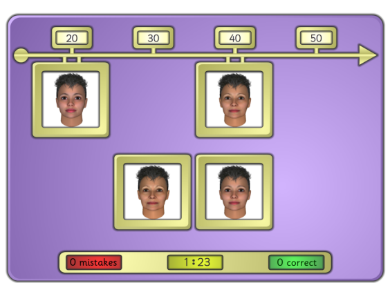 Face Aging Software Can Show Your Child's Future