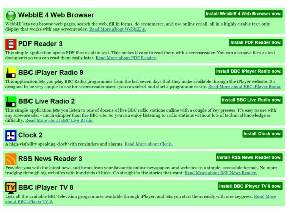 SEN Teacher ⋆ WebbIE ⋆ Free Assistive Technology Software