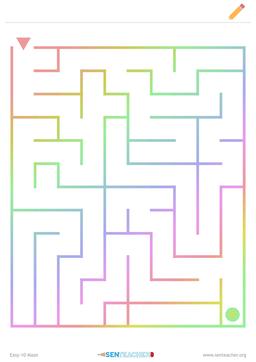 SEN Teacher ⋆ Mathematics Printables