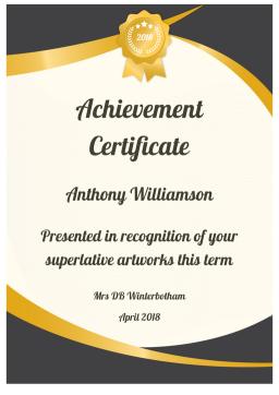 sen teacher quick certificates printable award certificate