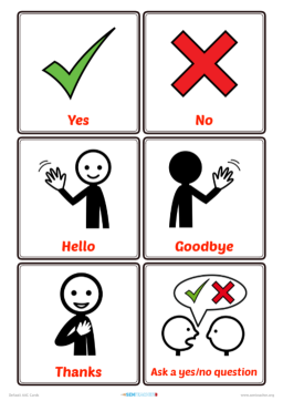 image about Free Printable Picture Communication Symbols named SEN Trainer ⋆ Interaction Printables
